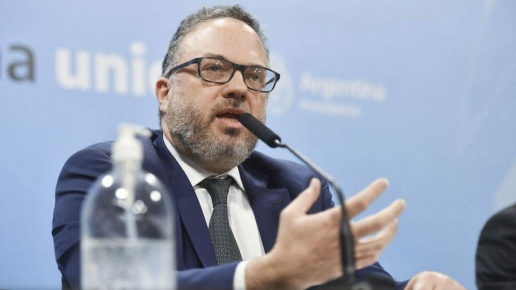 """Matías Kulfas: """"Vamos a hacer algunos anuncios respecto a nuevas iniciativas para seguir desacelerando la inflación"""""""