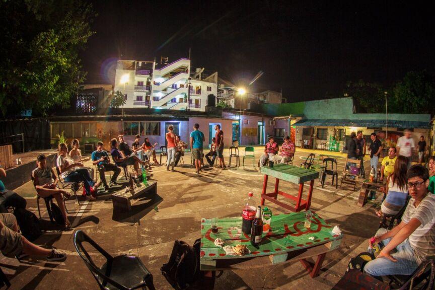 Mundo patio: San Juan, Chaco y Río Negro, una experiencia cultural 2