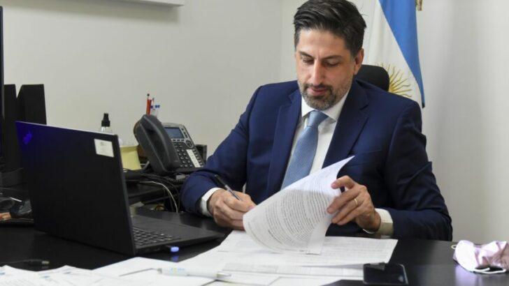 Nicolás Trotta: «se está trabajando para garantizar la mayor presencialidad»