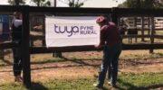 El Nuevo Banco del Chaco presente en el remate de la Sociedad Rural de Sáenz Peña con su Tuya Pyme Rural