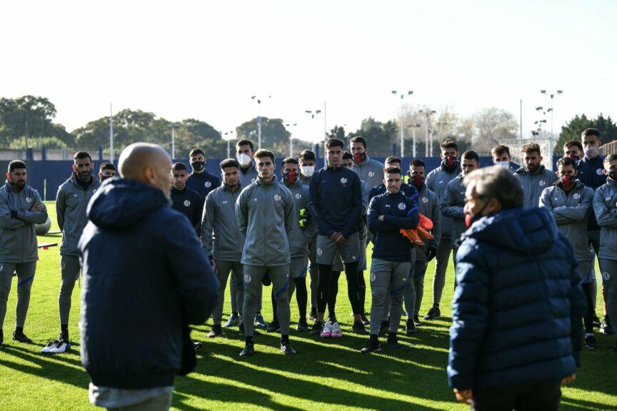 Paolo Montero nuevo técnico de Sam Lorenzo 4