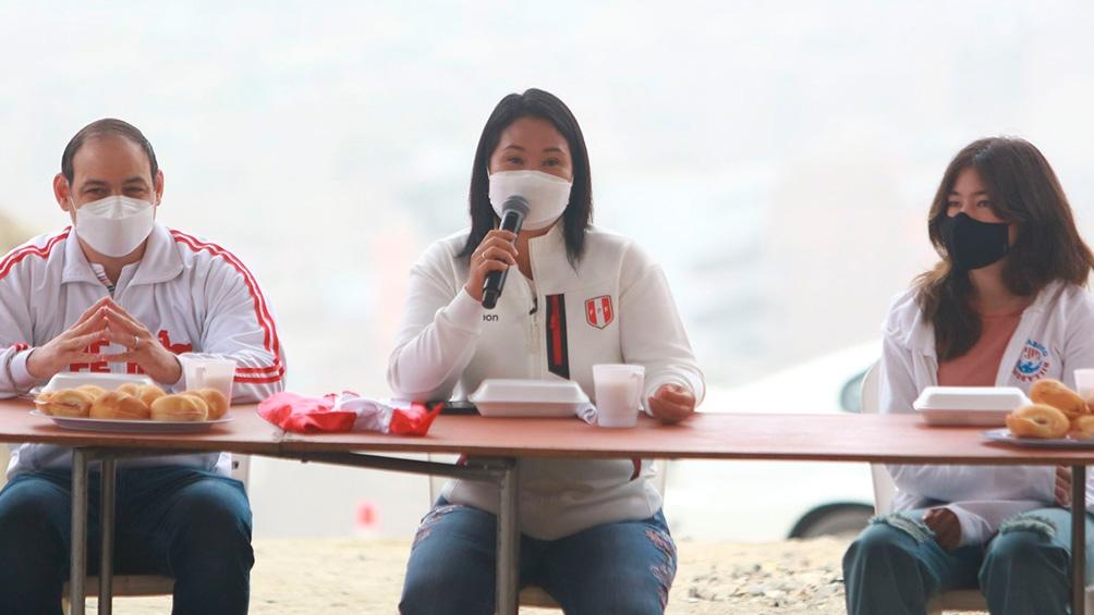 Perú, en vilo, a la espera del conteo de los votos del exterior 1