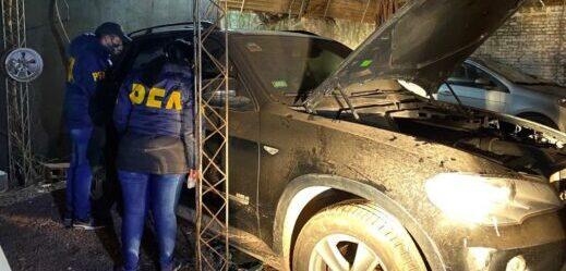 Policía Federal desabarató banda narco y secuestró 400 kilos de cocaína en Rosario 1