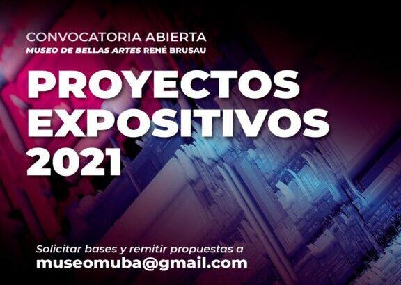 Proyectos Expositivos 2021: se extiende la convocatoria para exponer en el MUBA