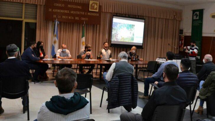 Resistencia: comenzaron las reuniones para debatir el proyecto de reformulación y zonificación de distritos para la ciudad