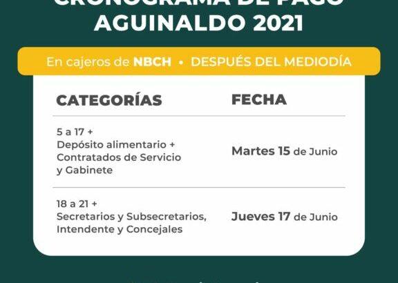 Resistencia: el Municipio adelantó el pago del aguinaldo a todo el personal municipal