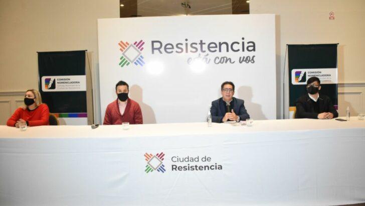 Resistencia: presentaron la Comisión Nomencladora, y Gustavo resaltó la importancia de que todos los barrios y calles tengan sus identidades