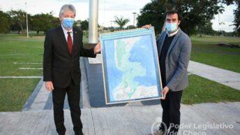 Sager: »Debemos redoblar los esfuerzos, para recuperar la posesión sobre las Islas Malvinas»