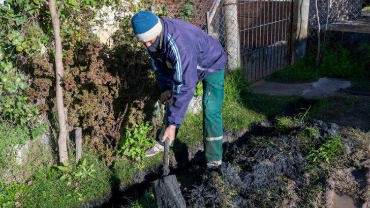 Saneamiento Ambiental: el Equipo Hábitat continúa recuperando espacios públicos en el Gran Resistencia