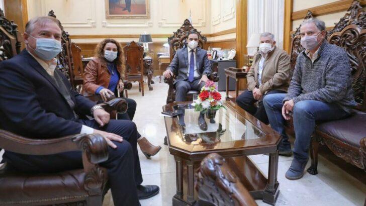 UCR: Encuentro Cívico se reunió con el gobernador de Corrientes