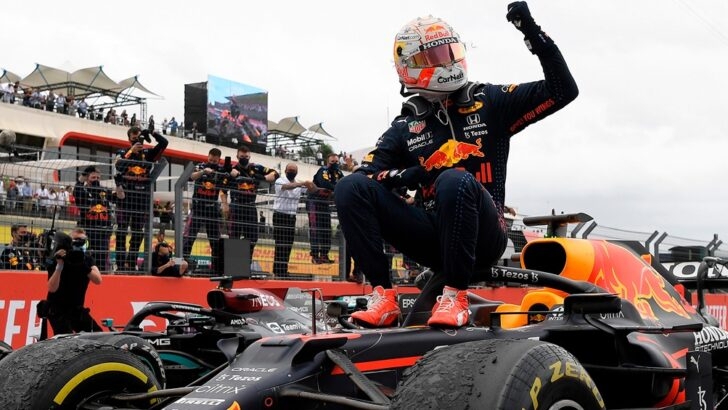 Verstappen ganó en Francia y amplió su ventaja sobre Hamilton