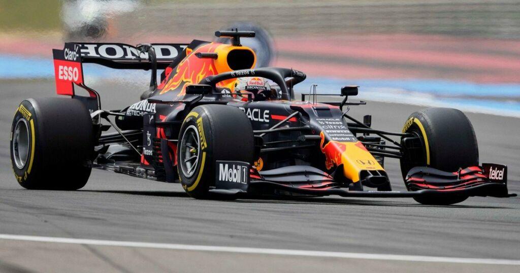 "Verstappen se llevó la ""pole"" en Francia 1"