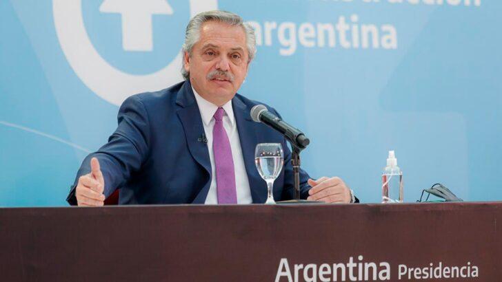 Alberto se sumó a la campaña: «Vamos a ganar y demostrar que los argentinos nos acompañan»