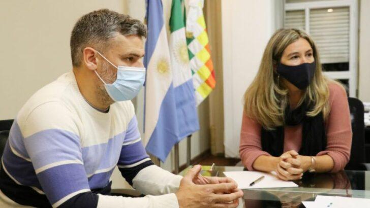 Avanza la urbanización y regularización dominial en General San Martín