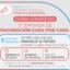 Barranqueras: maga operativo de vacunación casa por casa