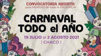 Carnaval todo el año