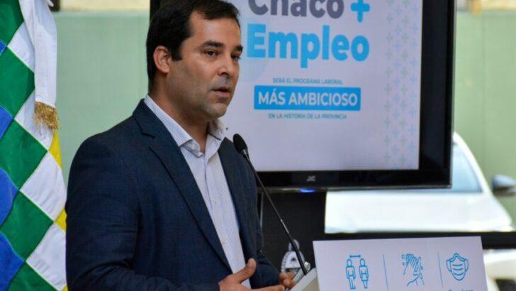Chaco + Empleo: «El objetivo es que esta reactivación se traduzca en la creación de más puestos de trabajo»