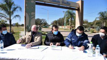 Colonia Benítez: Secheep cuenta con el predio para la estación transformadora