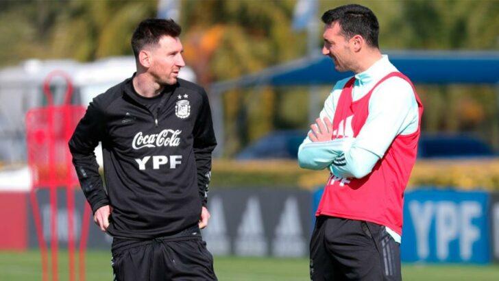 Copa América: «Pase lo que pase, Messi seguirá siendo el mejor de la historia»
