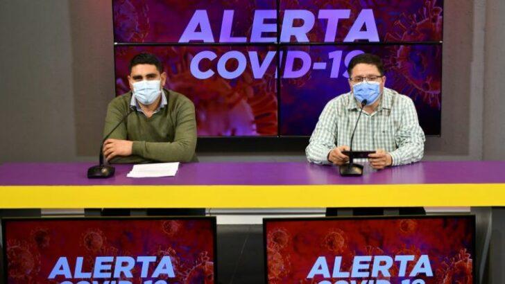 Covid 19 en Chaco: los casos activos descendieron a 4.465