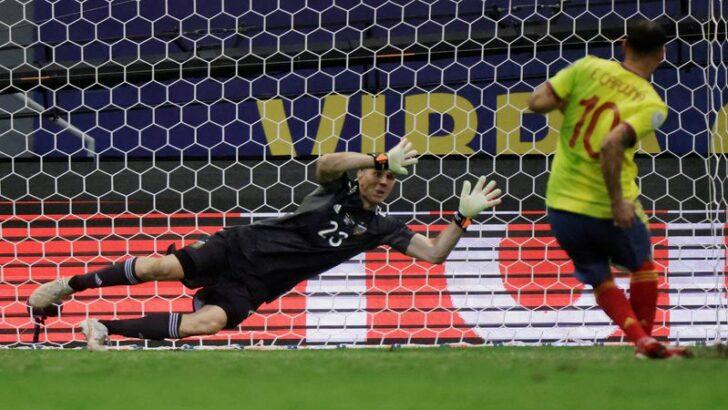 Dibu Martínez, es el nuevo héroe del fútbol argentino