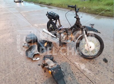 Dos personas perdieron la vida en incidentes viales en la jornada del domingo