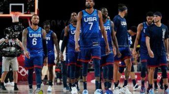 EEUU perdió en el básquetbol olímpico