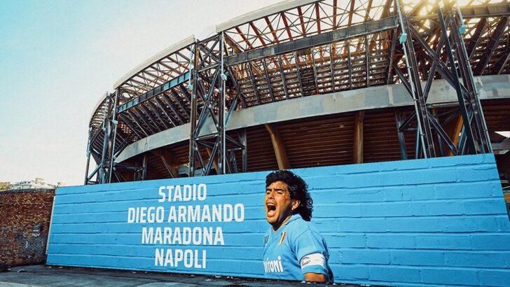 El amistoso entre Argentina e Italia podría jugarse en el estadio Diego Maradona de Nápoles