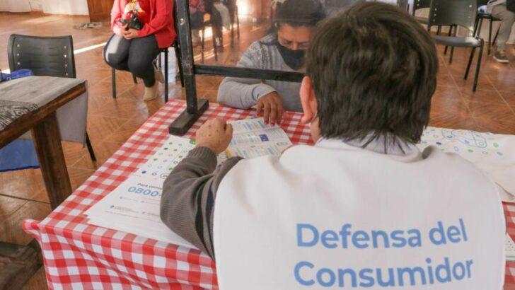 El Impenetrable: Defensa del Consumidor brinda asesoramiento y gestión de trámites a la ciudadanía