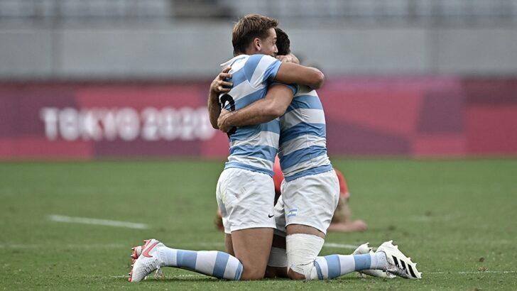 El rugby seven de Argentina es medalla de bronce en los JJOO