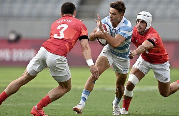 El rugby seven de Argentina es medalla de bronce en los JJOO 2