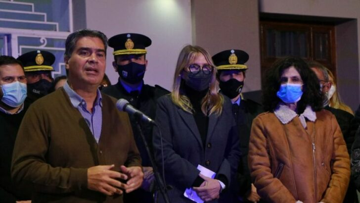 En Charata, Capitanich entregó móviles policiales para 5 localidades del sudoeste