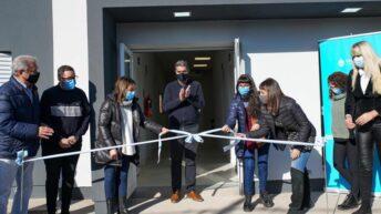 En Sáenz Peña: Capitanich inauguró el centro de rehabilitación ambulatorio