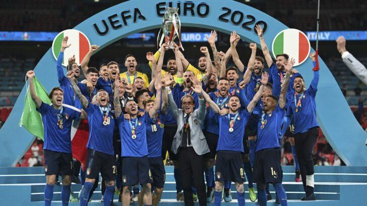 Eurocopa: por penales y tras 53 años, Italia se coronó campeón
