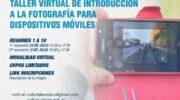 Juegos Culturales Evita 2021: Talleres de fotografía y literatura
