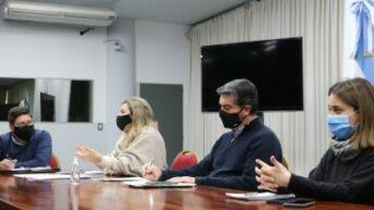 La Rubita: comenzó el trabajo conjunto entre el Gobierno y la barriada para el proyecto de urbanización
