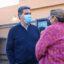Magda Ayala y Capitanich inauguraron un nuevo centro de salud mental con medidas de seguridad