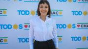 """Mariela Quirós, precandidata a diputada provincial: """"vamos a defender los intereses y derechos del Chaco"""""""
