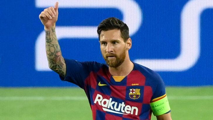 Principio de acuerdo entre Messi y Barcelona