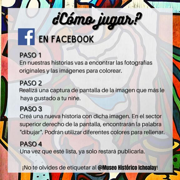 Propuesta del Museo Ichoalay para conocer la historia del Chaco jugando 2