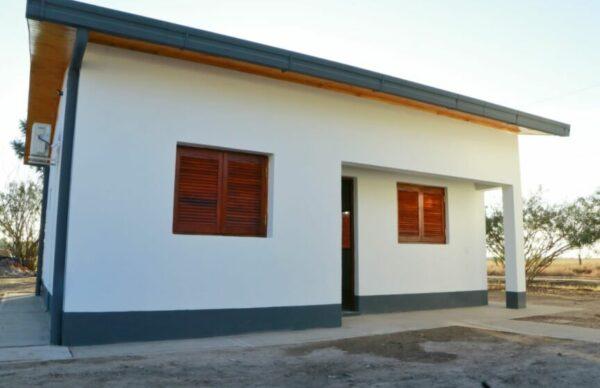 Quitilipi: Capitanich y Rach Quiroga inauguraron el centro de salud de La Matanza 1