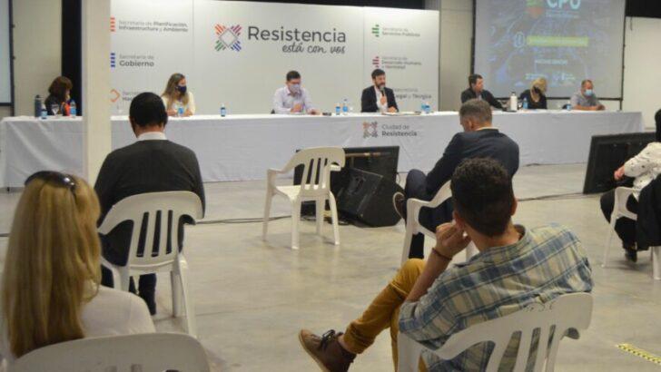 Resistencia: finalizaron las reuniones de consulta por el proyecto de reformulación de zonas y distritos para la capital