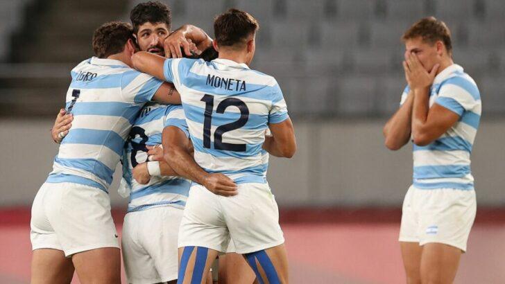 Rugby Seven, Argentina semifinalista en los JJOO