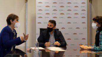 Samuhú: Lotería Chaqueña construirá un polideportivo