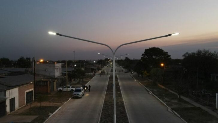 Inauguraron la pavimentación de la avenida San Martín en la zona sur de Resistencia