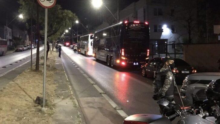 Tras ser eliminado, Boca pasó la noche en Belo Horizonte y regresará a la Argentina en la tarde de este miércoles