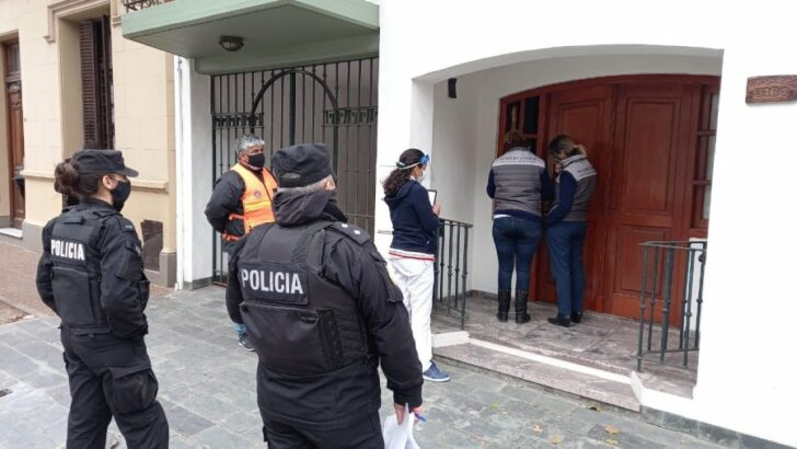 Variante Delta: Migraciones formalizó denuncia penal contra un viajero que incumplió el aislamiento obligatorio