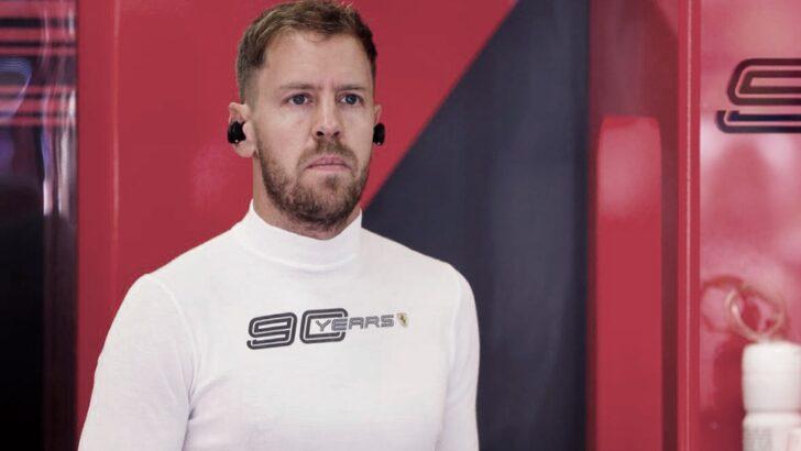 Vettel le rindió homenaje al «Lole» Reutemann