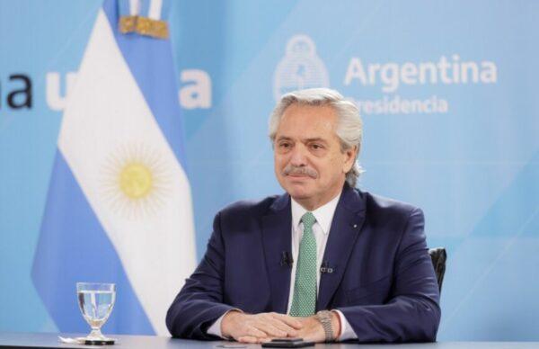 """Alberto Fernández: """"la oposición quiere una Argentina con 20 millones de personas menos"""" 2"""