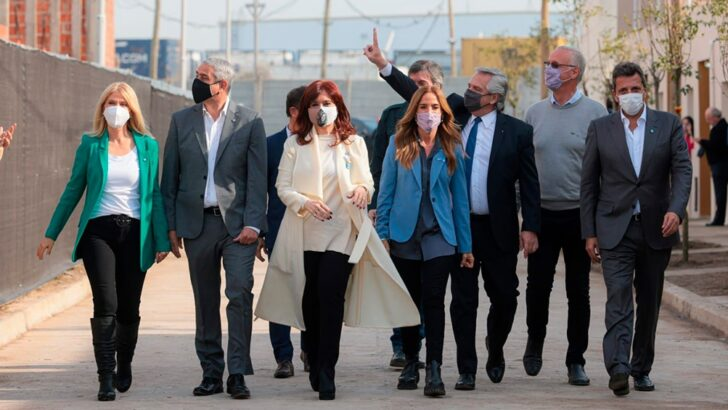 Alberto Fernández: «los candidatos de JXC dicen que no fueron parte del Gobierno de Mauricio Macri»